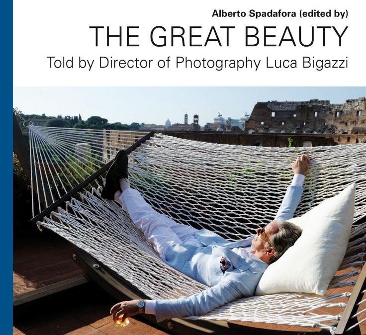 "Presented in Dublin ""The Great Beauty Told by DOP Luca Bigazzi"""