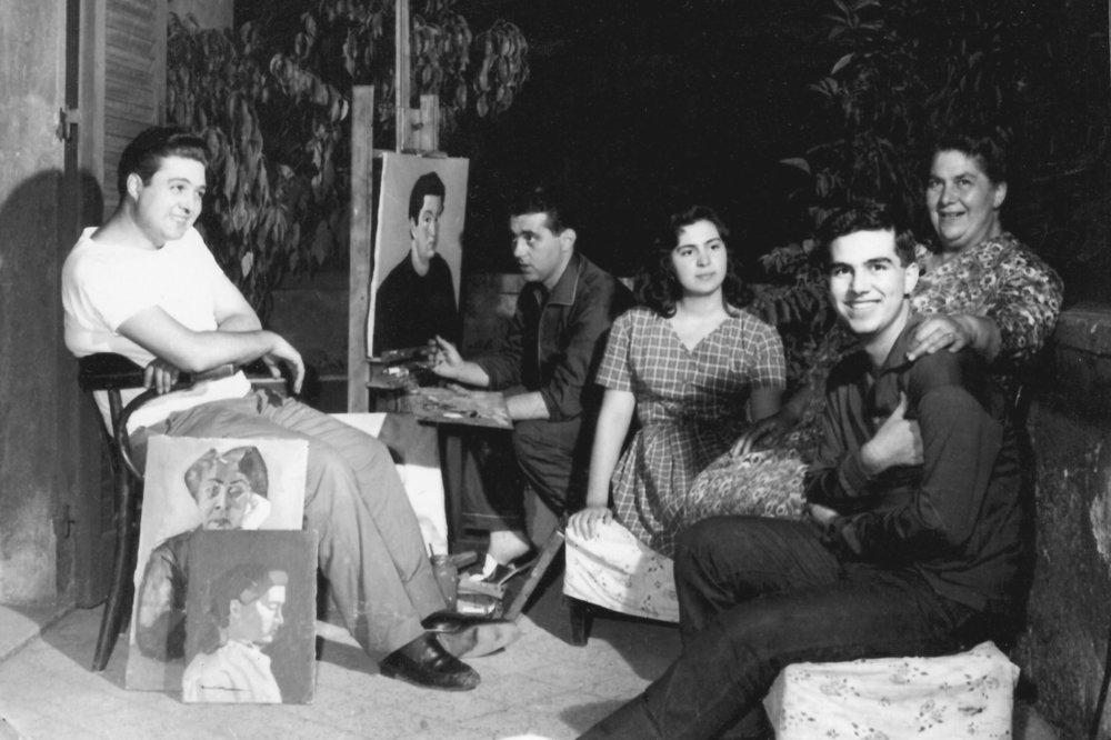 Ritratto della famiglia Lanci