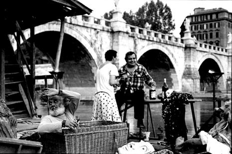 Una scena di Salto nel vuotodi Marco Bellocchio (1980)