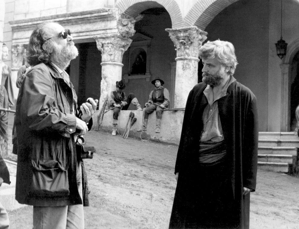 Giuseppe Lanci e Jacques Perrin