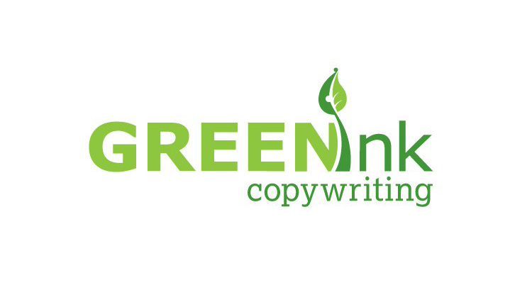 The Green Inkwell, logo design