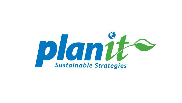 Planit, logo design