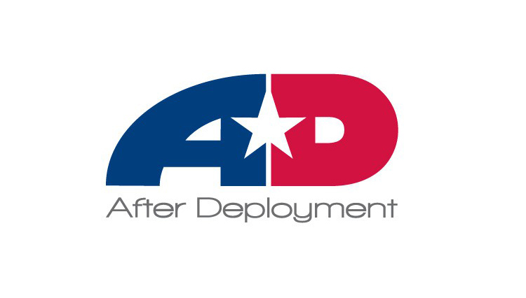 After Deployment, logo design