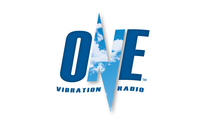 One Vibration Radio, logo design