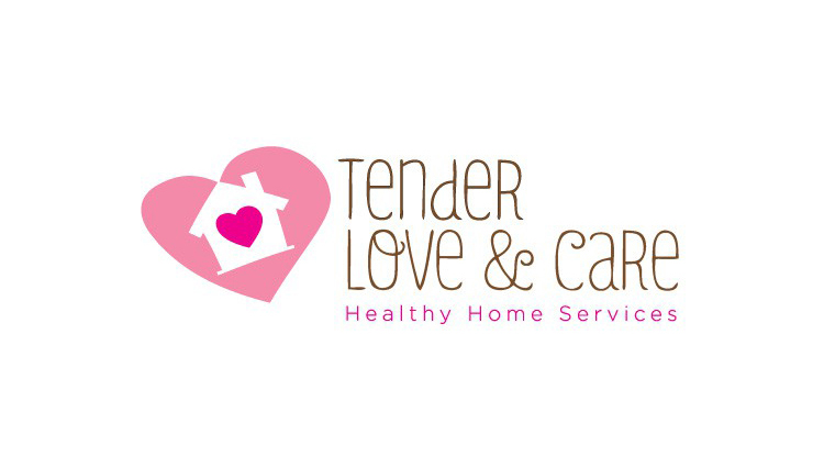 Tender Love & Care, logo design