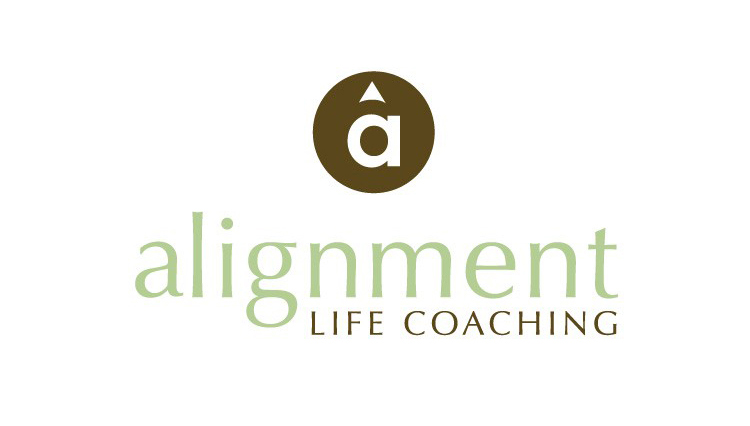 Alignment Life Coaching, logo design