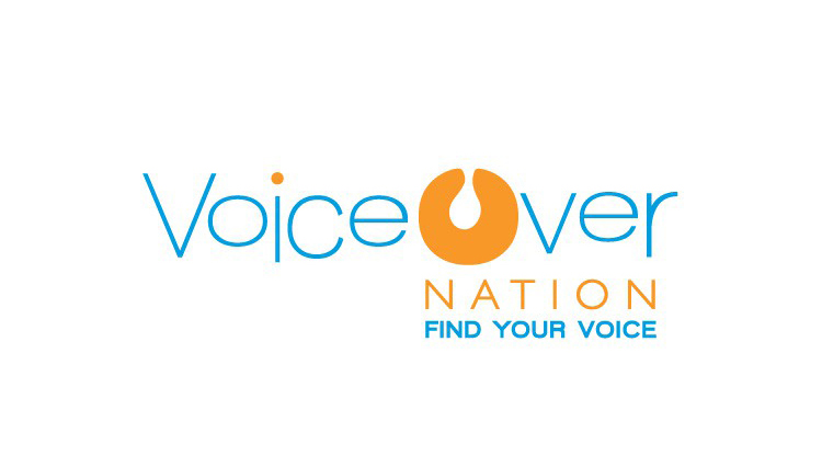 Voiceover, logo design