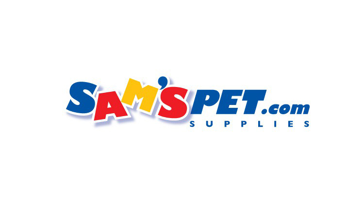 Sam's Pet, logo design