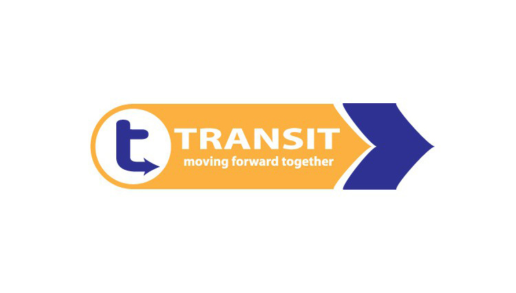 Transit Coalition, logo design