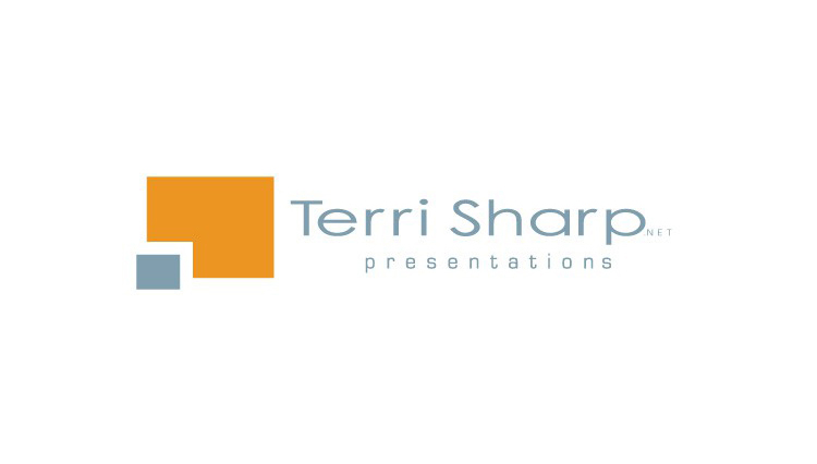 Terri Sharp, logo design