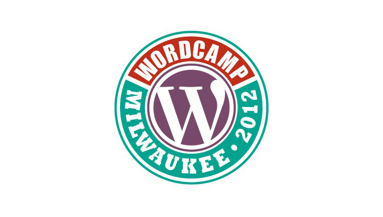 WordCamp Milwaukee, logo design