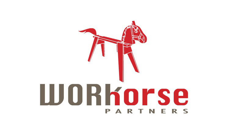 WorkHorse, logo design