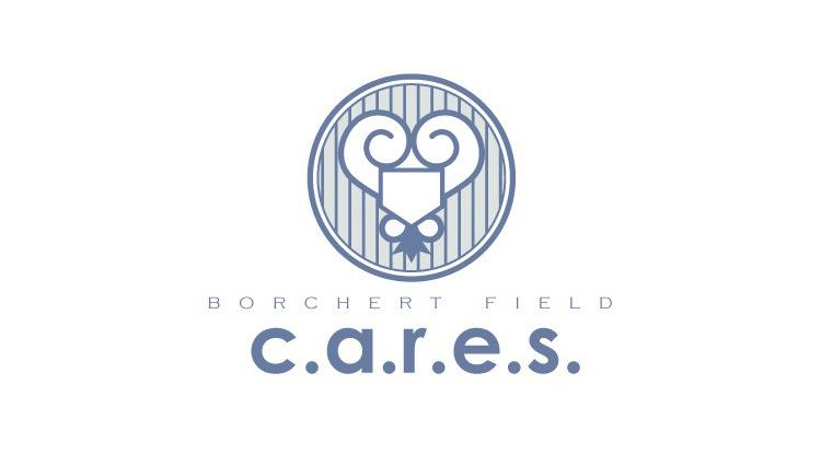 C.A.R.E.S, logo design