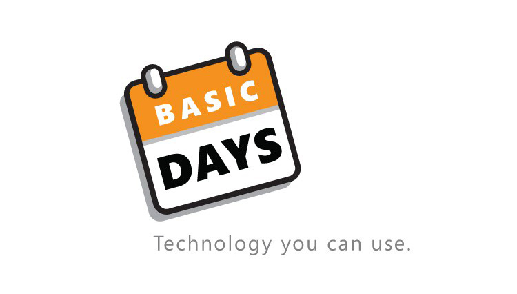 Basic Days, logo design