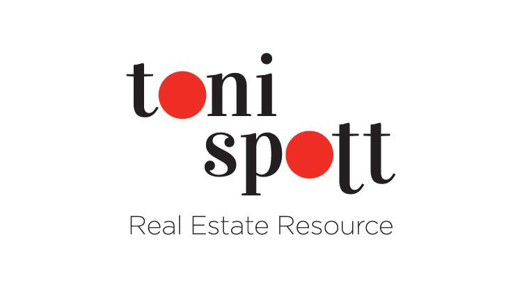 Toni Spott, logo design