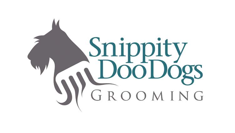 Snippity Doo Dogs, logo design