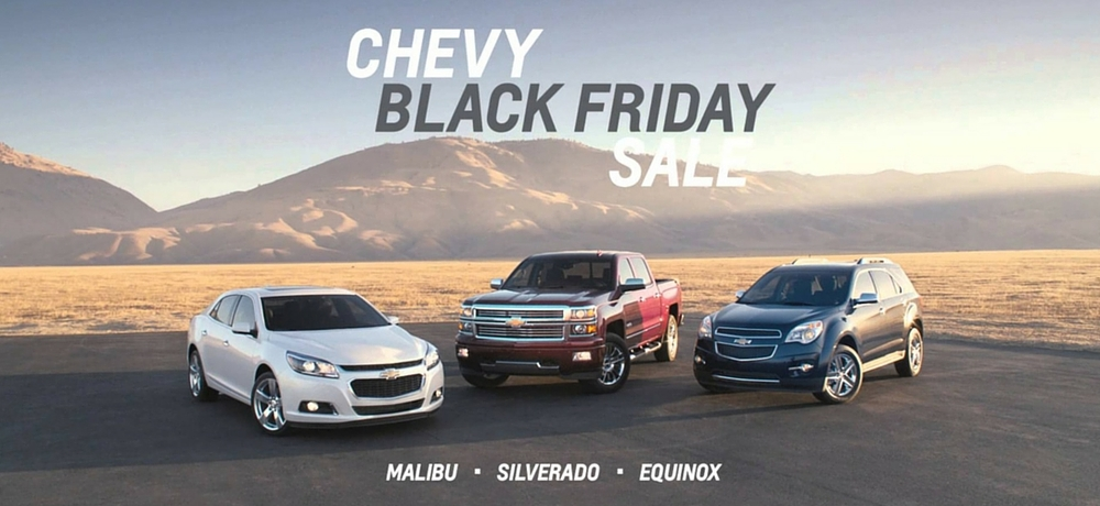 Chevy takes the commodity approach — Savings.