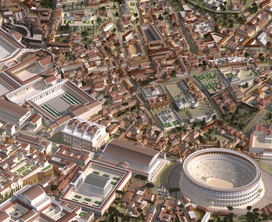 Life Of Rome - An online Virtual Reality game of epic proportions!