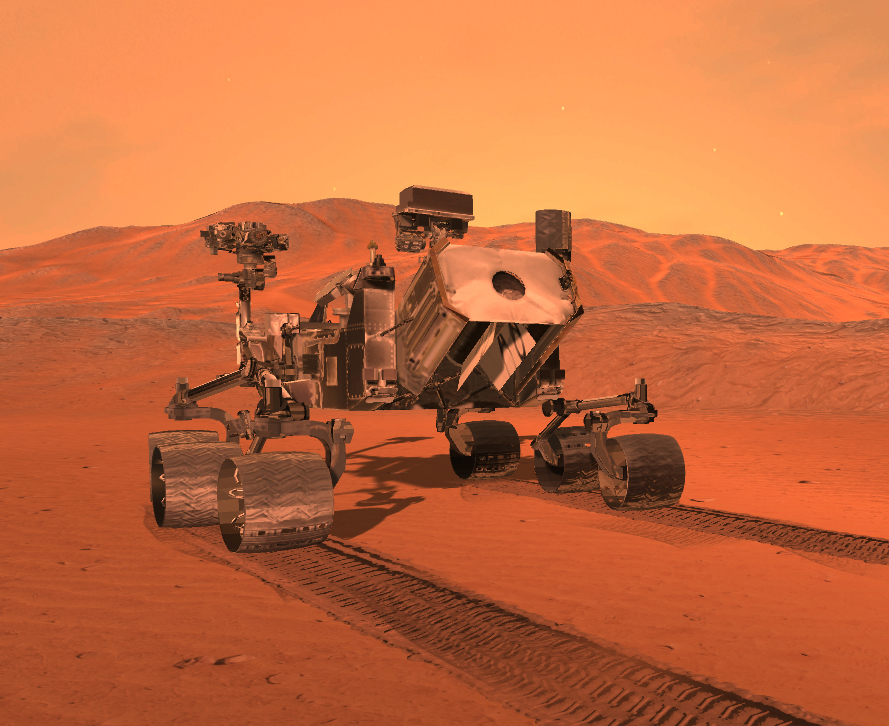 Explore The Planets - An educational Virtual Reality experience for schools.
