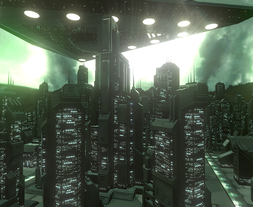 Day Of Destruction - Sci Fi themed Virtual Reality game.