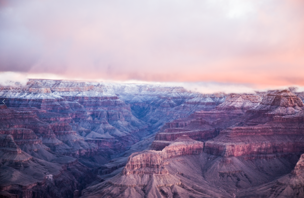 Grand Canyon, 2017