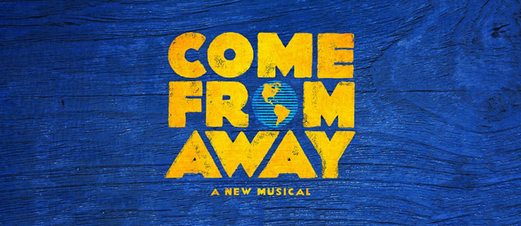 I'm currently playing the role of Janice and Others on the North American tour of Come From Away! Click the image for more details!