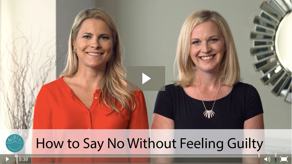 How To Say No Without Feeling Guilty June 23, 2015