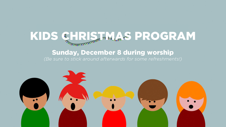 Christmas Program - Maxwell Municipal Schools