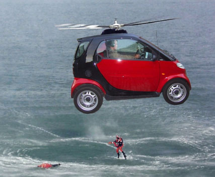 Heli-Car-pter