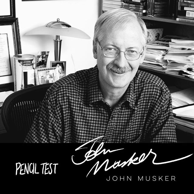 We are so happy to have John Musker be a part of Pencil Test! Stay tuned! We are going to release who will be in the movie every week! #penciltest #animation #2danimation #2dhanddrawnanimation #traditionalanimation #disney #disneyanimation #documentary #johnmusker #moana #aladdin #thelittlemermaid #theprincessandthefrog #hercules #thegreatmousedetective #thefoxandthehound #treasureplanet