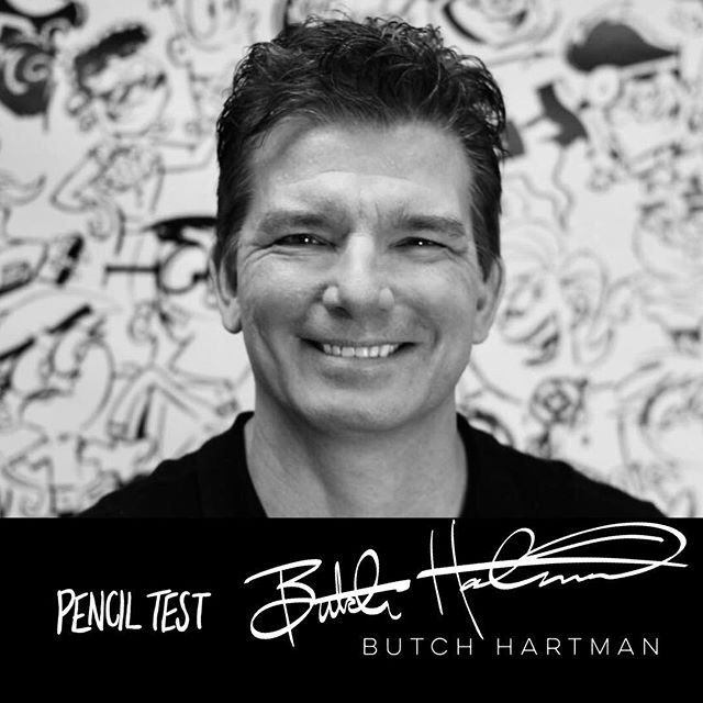 Hey! Guess what? It's time to announce another incredible artist who will be apart of Pencil Test, and today it's (Drumroll)  Butch Hartman!!! Butch is an American animator, voice actor, and YouTuber best known for creating the Nicktoons The Fairly OddParents, Danny Phantom, T.U.F.F. Puppy and Bunsen Is a Beast. Hartman also owns a production company, Billionfold Inc., which he uses primarily to produce his shows.  We are super excited! Make sure to follow Butch on instagram at @butchhartman and twitter at (realhartman)! #thefairlyoddparents #dannyphantom #tuff #puppyandbunsenisabeast #billionfoldinc #nickelodeon #nick #computeranimation #handdrawn #handdrawnanimation #2danimation #traditionalanimation #animation #sketching #art #drawing