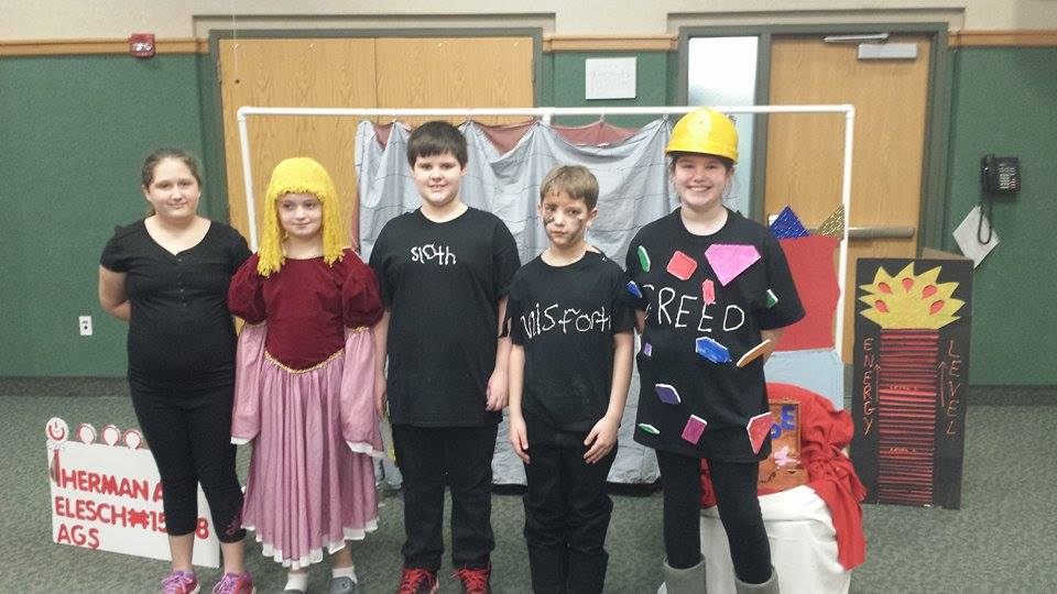 Herman Avenue Odyssey of the Mind