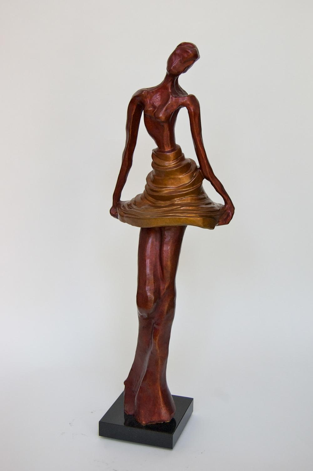 So Pretty! bronze by Fabienne Slama Bismuth