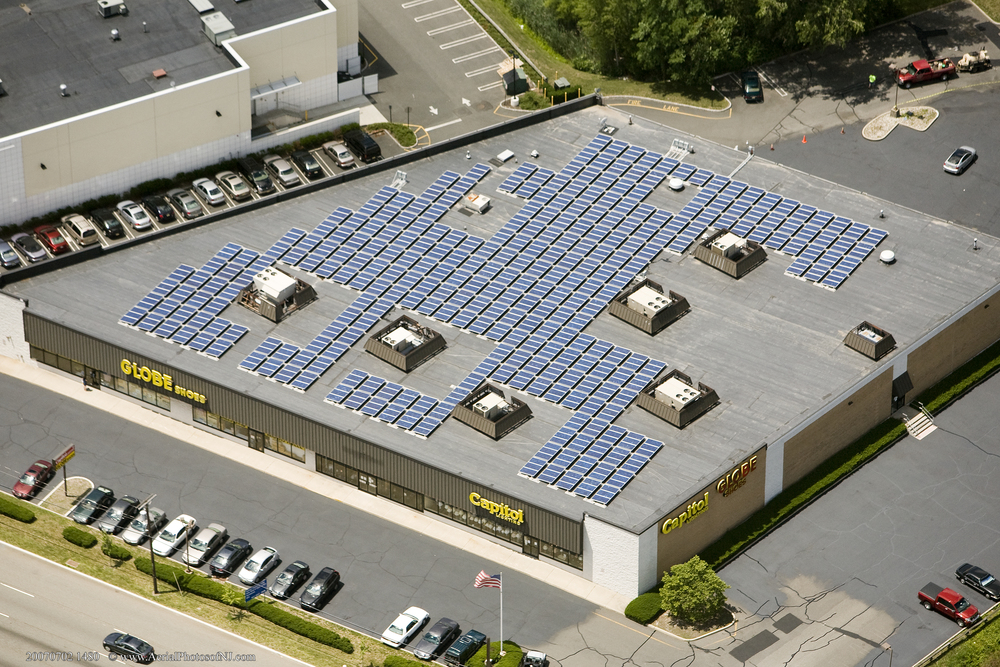 175 KW Solar Project For Capitol Lighting, Paramus, NJ
