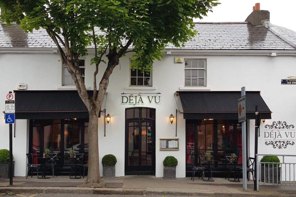 "Deja Vu - ""a modern take on a classic Parisian Cafe & Bistro"""