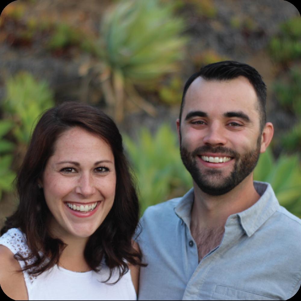 Josh and Sara Bingham  ~  Campus Director