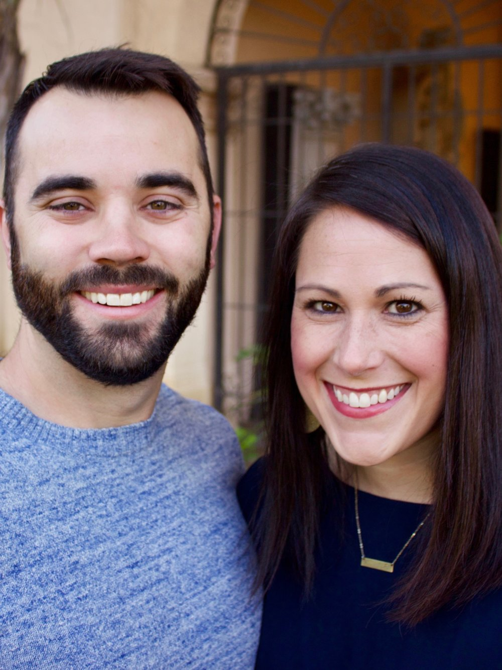 Josh and Sara Bingham    PLNU Campus Director