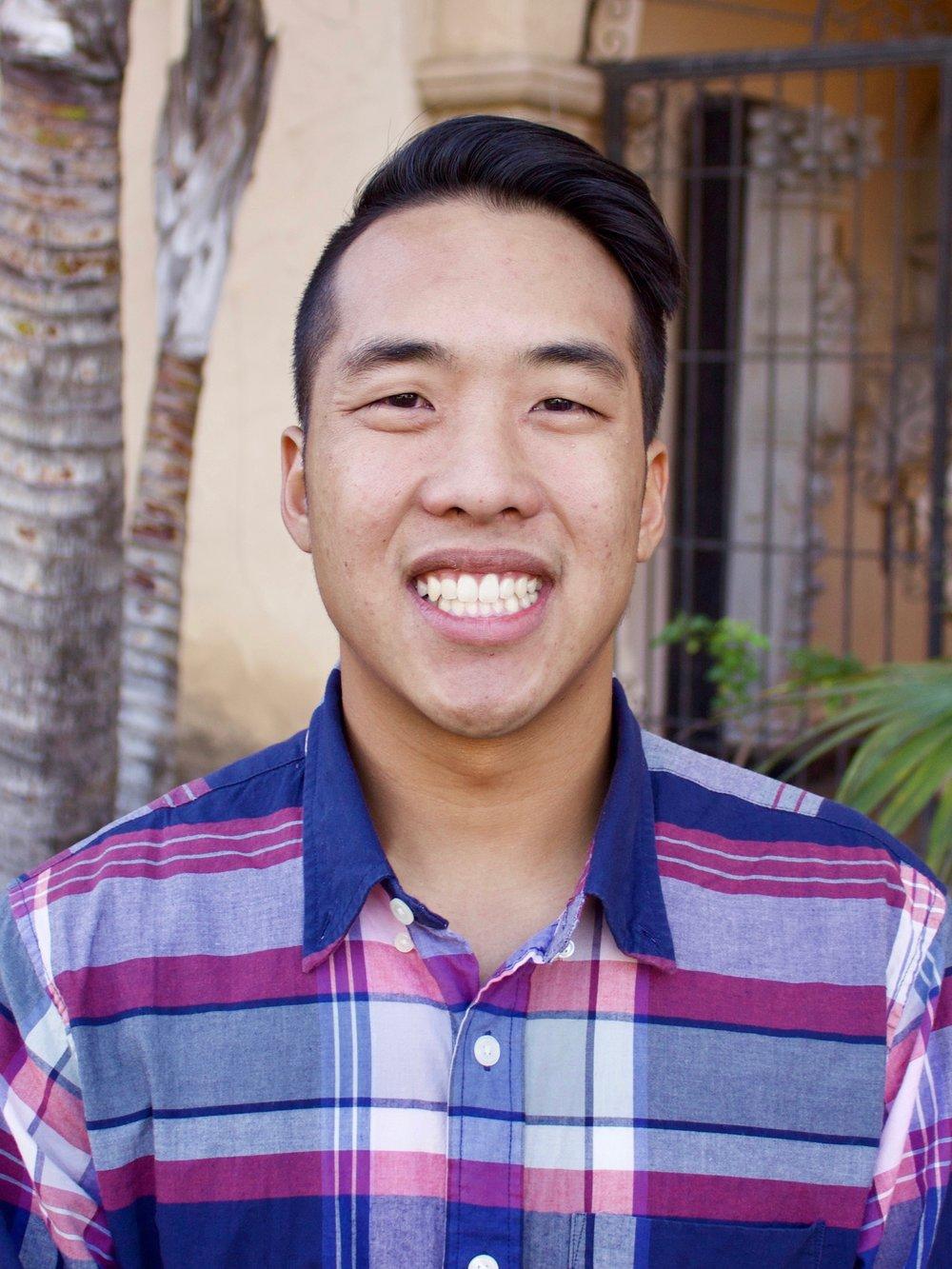 Alan Yu    UCSD Campus Staff