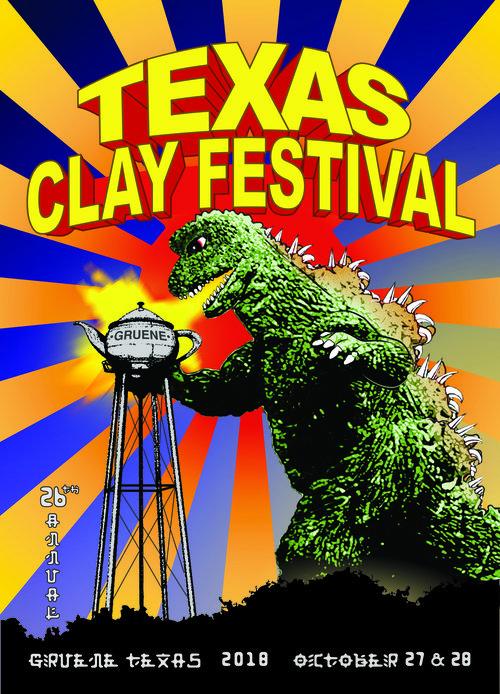 2019 Texas Clay Festival