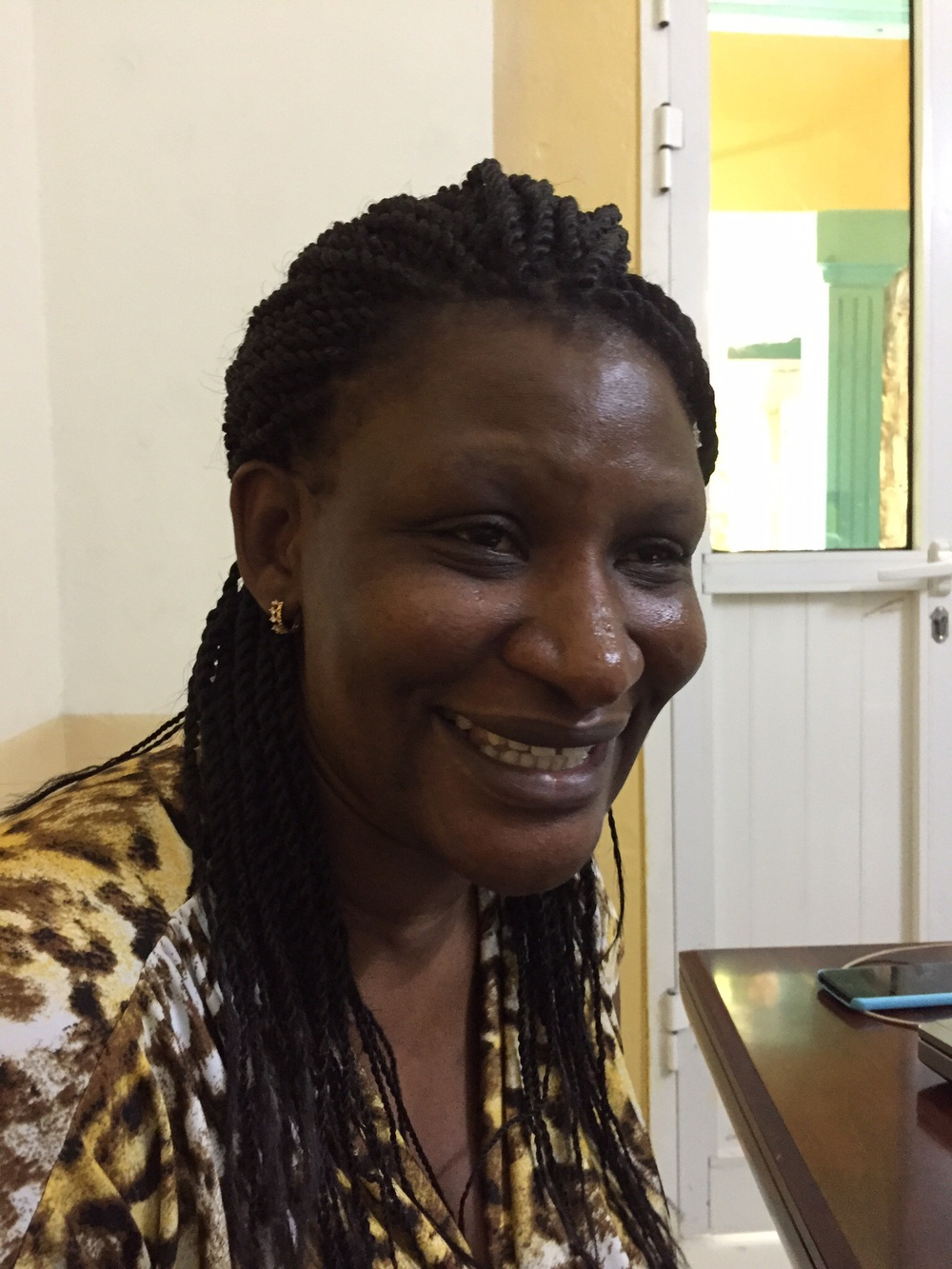 Elizabeth of CRS Juba
