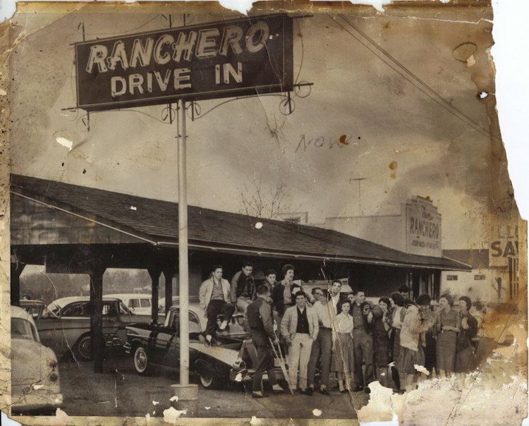 THE RANCHERO DRIVE IN