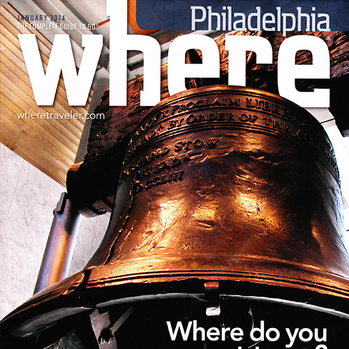 Several Articles Where Philadelphia - 2014 Issues