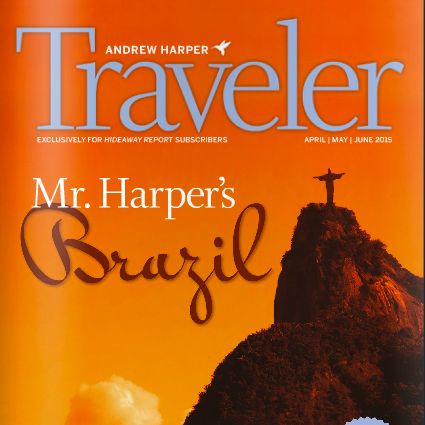 """Gone Fishing"" Harper Traveler - Apr/May/June 2015"