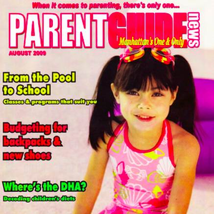 """If You Give a Kid a Play"" Parentguide News - August 2010"