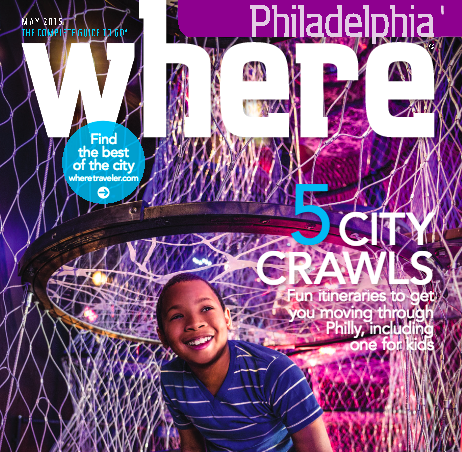 Several Articles Where Philadelphia - 2015 Issues