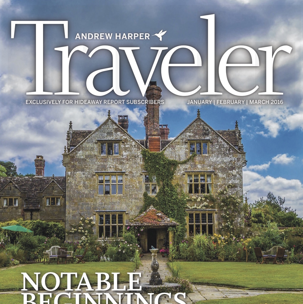 """Medieval Pursuits Part II""  Harper Traveler - Jan/Feb/Mar 2016"