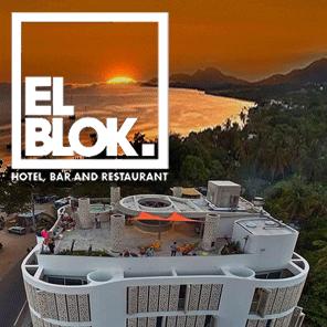 Brochure Copy El Blok Hotel Bar and Restaurant