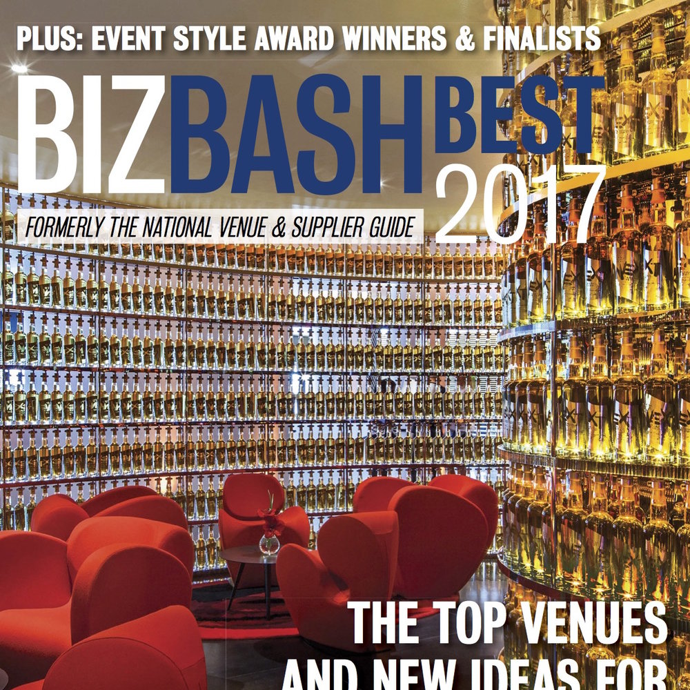 Several Articles BizBash Best - 2017