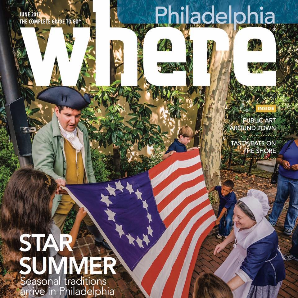 Several Articles Where Philadelphia - 2017 Issues