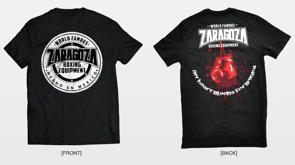 Zaragoza Gear T-Shirt Black